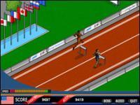 Grab The Glory - 110 Meter Hurdles 1.00 screenshot. Click to enlarge!