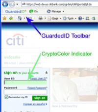 GuardedID 2.0 screenshot. Click to enlarge!
