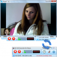 HD Call Recorder for Skype 6.7.65 screenshot. Click to enlarge!