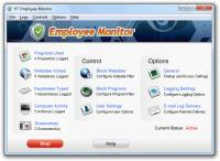HT Employee Monitor 11.1.5 screenshot. Click to enlarge!