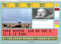 Hangman Pro for the Macintosh 3.0.1 screenshot. Click to enlarge!