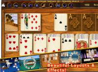 Hardwood Solitaire III 1.1 B33 screenshot. Click to enlarge!
