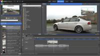 HitFilm Express 4.0.5723.10801 screenshot. Click to enlarge!
