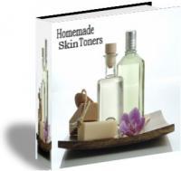 Homemade Skin Toners 1.0 screenshot. Click to enlarge!