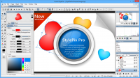 Hornil StylePix Pro 2.0.1.0 screenshot. Click to enlarge!