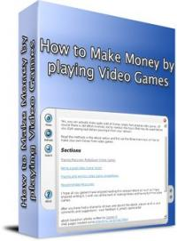 How to Make Money by playing Video Games 1.001 screenshot. Click to enlarge!