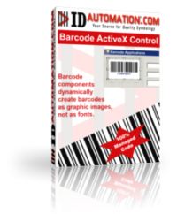 IDAutomation Barcode ActiveX Control 11.03 screenshot. Click to enlarge!
