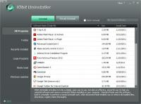 IObit Uninstaller 6.4.0.2119 screenshot. Click to enlarge!