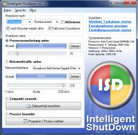 Intelligent Shutdown 3.3.1 screenshot. Click to enlarge!