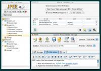 JPEE Email Utility (Mac OS X) 5.3.2 screenshot. Click to enlarge!