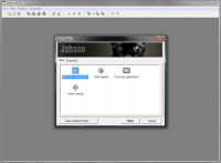 Jabaco 1.5.2 screenshot. Click to enlarge!