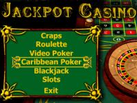 Jackpot Casino (Pocket PC) 2.4 screenshot. Click to enlarge!