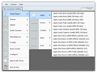 Jaksta Converter 7.0.0.3 screenshot. Click to enlarge!