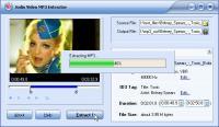 Jodix Video MP3 Extractor 1.12 screenshot. Click to enlarge!