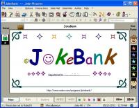 JokeBank  7.0.0 screenshot. Click to enlarge!