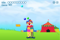 Juggling 1.4.0 screenshot. Click to enlarge!