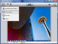 JxCapture 3.4 screenshot. Click to enlarge!