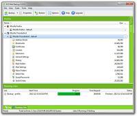 KLS Mail Backup 4.0.0.5 screenshot. Click to enlarge!