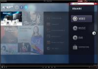 KMPlayer 4.2.1.4 screenshot. Click to enlarge!