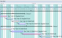 KS-Gantt 7.0.5 screenshot. Click to enlarge!