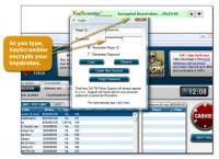 KeyScrambler Professional 3.11.0.3 screenshot. Click to enlarge!