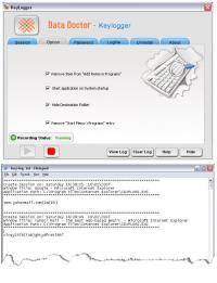 Keystrokes Monitoring Tool 3.0.1.5 screenshot. Click to enlarge!