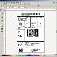 Label Flow - Barcode Software 4.3 screenshot. Click to enlarge!