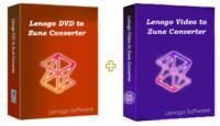 Lenogo DVD to Zune Converter + Video to Zune Powerpack 6.5 screenshot. Click to enlarge!