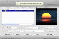 Lenogo DVD to Zune Converter 6.5 screenshot. Click to enlarge!