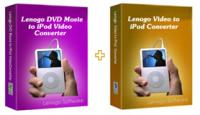 Lenogo DVD to iPod Converter + Video to iPod Powerpack 6.0 screenshot. Click to enlarge!