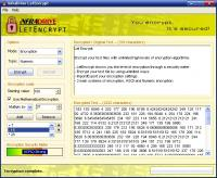 LetEncrypt 1.0.0.0 screenshot. Click to enlarge!