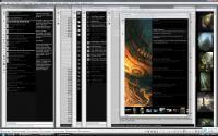 Liquid Story Binder XE 4.93 screenshot. Click to enlarge!