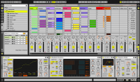Ableton Live 9.7.2 screenshot. Click to enlarge!