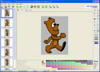 Longtion GIF Animator 5.0 screenshot. Click to enlarge!