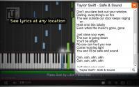 Lyrics Here 3.8 screenshot. Click to enlarge!