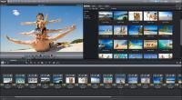 MAGIX Movie Edit Pro 2017 16.0.1.22 screenshot. Click to enlarge!