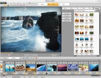 MAGIX Movies on DVD 7 screenshot. Click to enlarge!