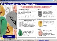 MB Runes Reading Software 1.50 screenshot. Click to enlarge!