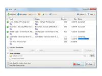 MP4 Converter 3.19.5 screenshot. Click to enlarge!