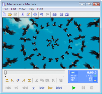 Machete Video Editor Lite 4.5.11 screenshot. Click to enlarge!