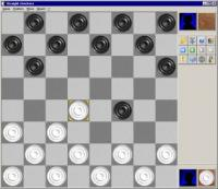Mad Checkers 4.50 screenshot. Click to enlarge!