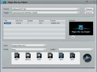 Magic Blu-ray Ripper 2.2.0 screenshot. Click to enlarge!