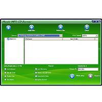 Magic Mp3 CD Burner 7.4.0.11 screenshot. Click to enlarge!