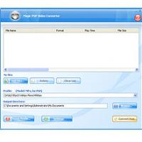 Magic PSP Video Converter 7.9.7.1 screenshot. Click to enlarge!