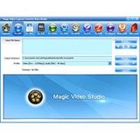 Magic Video Capture/Convert/Burn Studio 8.4.9.129 screenshot. Click to enlarge!
