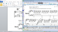 MagicScore Notation for MS Word 8.189 screenshot. Click to enlarge!