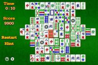 Mahjongg 1.9.0 screenshot. Click to enlarge!