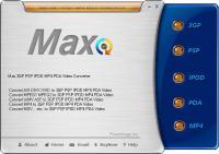 Max 3GP PDA MP4 Video Converter 4.0 screenshot. Click to enlarge!