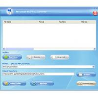 McFunSoft iPod Video Converter 8.0.4.22 screenshot. Click to enlarge!