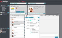 A Professional Website Service 2014-04-18; WatchGuard Nederland mindjet min